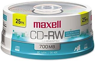 MAX630026 - Maxell 4X CD-RW Media