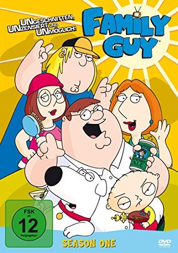 Family Guy - Season 1 (2 DVDs)