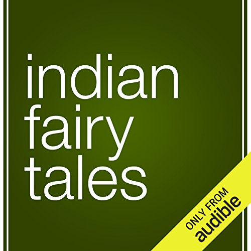 Indian Fairy Tales audiobook cover art