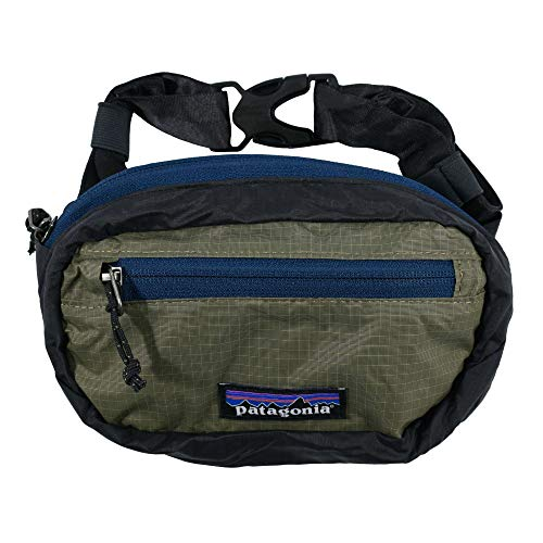 Patagonia Ultralight Hole Mini Hip Pack Riñonera, Unisex