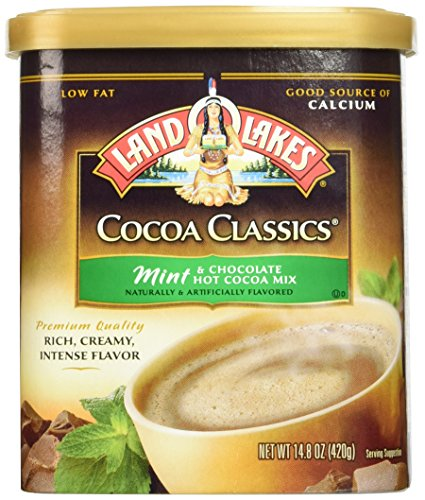 Land O'Lakes Mint Hot Cocoa Mix