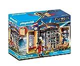 PLAYMOBIL Pirates 70506 - Caja de Juegos para niños a Partir de 4 años