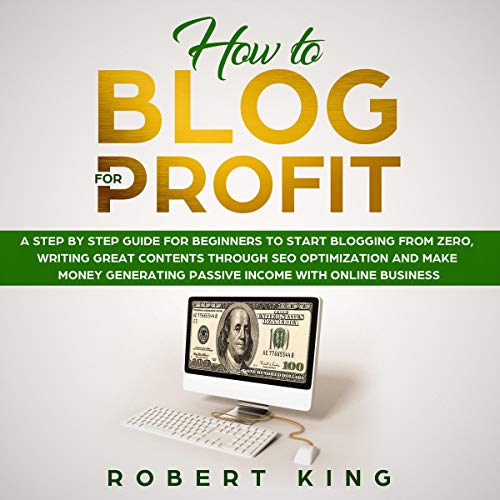 How to Blog for Profit cover art