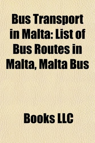 Bus Transport in Malta: List of Bus Rout
