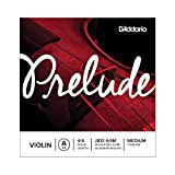 Corda singola LA D'Addario Prelude per violino, scala 4/4, tensione media