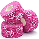 WOD Nation Weightlifting Hook Grip Tape - 3 Pack Thumb Tape - 23