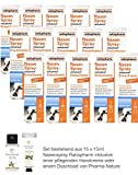 Nasenspray Ratiopharm 15er Sparpackung - 15 x 15 ml -