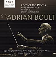 Lord of the Proms - Unique Recordings of the Great British Conductor