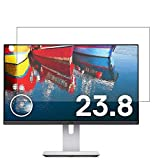 Vaxson 3 Unidades Protector de Pantalla, compatible con Dell Monitor U2414H 23.8' [No Vidrio Templado] TPU Película Protectora