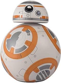 Disney Star Wars The Force Awakens BB8 LED Desktop Lamp, White/Orange