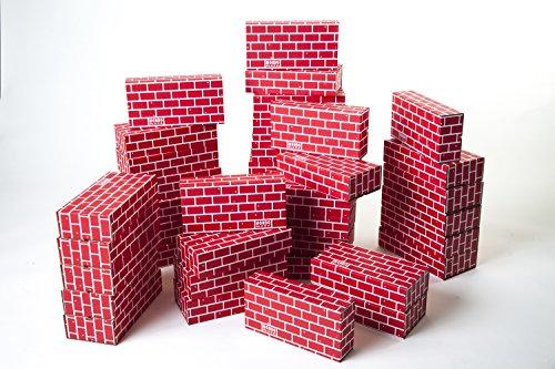 Mondo Bloxx Brick Block Set