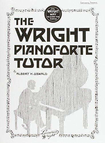 Wright Piano Forte Tutor (Faber Edition)