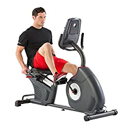 fitness technology recumbant bike