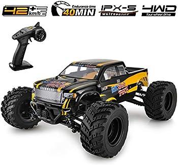 Bezgar 1 Hobbyist Grade 1:12 Scale Remote Control Truck Toy