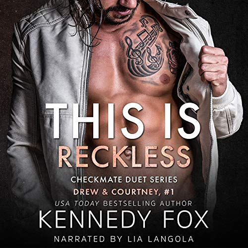 Checkmate: This Is Reckless Audiobook By Kennedy Fox cover art