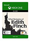 What Remains of Edith Finch - Xbox One [Digital Code]