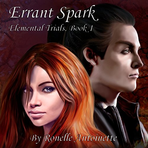 Errant Spark audiobook cover art