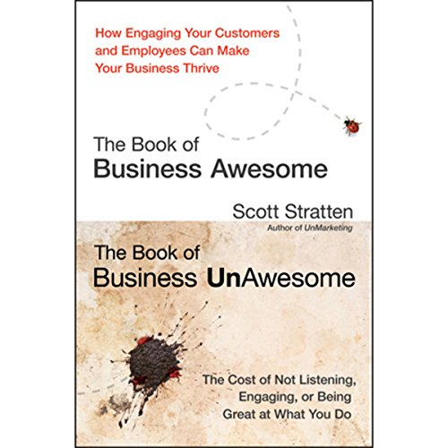 The Book of Business Awesome - The Book of Business UnAwesome cover art