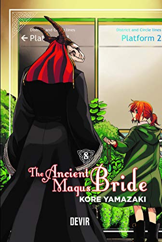 The Ancient Magus Bride: Volume 8