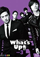 What's Up (ワッツアップ)ブルーレイ Vol.3 [Blu-ray]