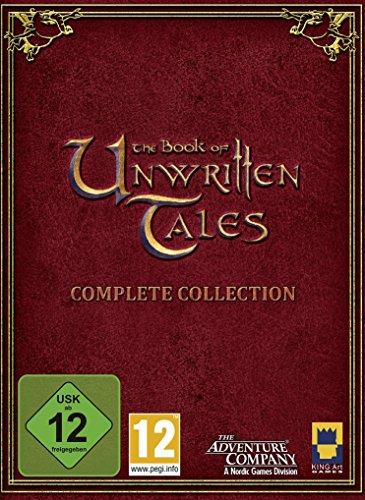 Book of Unwritten Tales Complete Collection [Edizione: Germania]