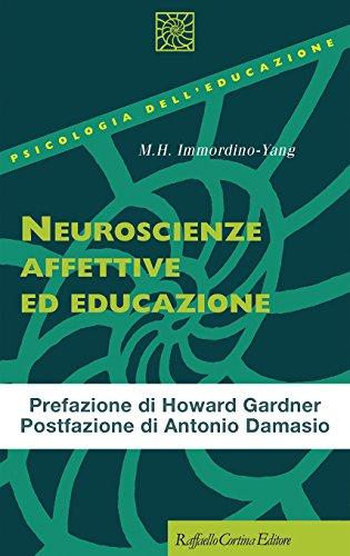 Neuroscienze affettive ed educazione (Psicologia dell'educazione)