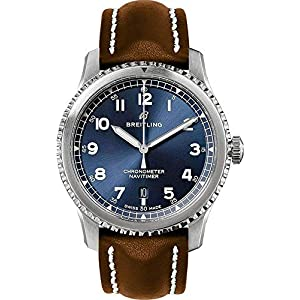 Breitling Watches Breitling Navitimer 8 Automatic 41 Blue Dial Men's Watch (Ref: A17314101C1X1)