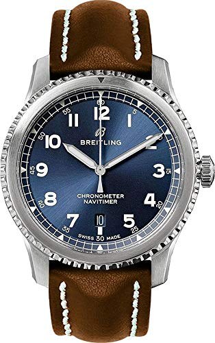 Breitling Watches Breitling Navitimer 8 Automatic 41 Blue Dial Men's Watch