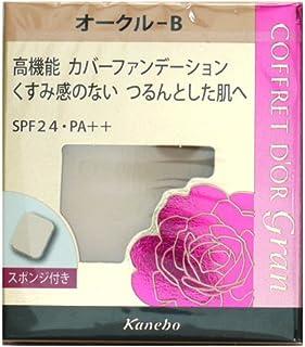 カネボウ コフレドール COFFRET DOR グラン カバーフィットパクト UV II SPF24 PA++ 【詰め替え用】 ソフトオークルC [並行輸入品]