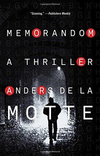 MemoRandom: A Thriller
