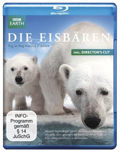 Die Eisbären - Aug in Aug mit den Eisbären (inkl. Director's Cut) [Blu-ray]
