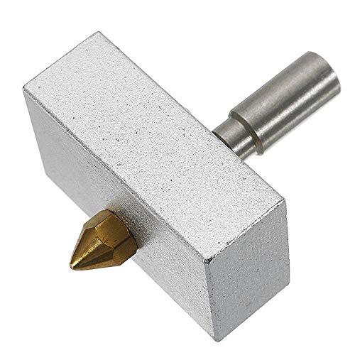 1,75 millimetri in acciaio Zortrax M200 Riscaldamento kit con riscaldamento a blocchi e l'ugello gola per stampante 3D