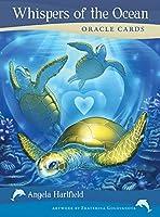 ウィスパーズ オブ ザ オーシャン オラクル カード Whispers of the Ocean Oracle Cards 占い オラクルカード 英語のみ