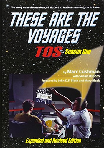 These Are The Voyages, TOS, Season One (These Are The Voyages series, Band 1)