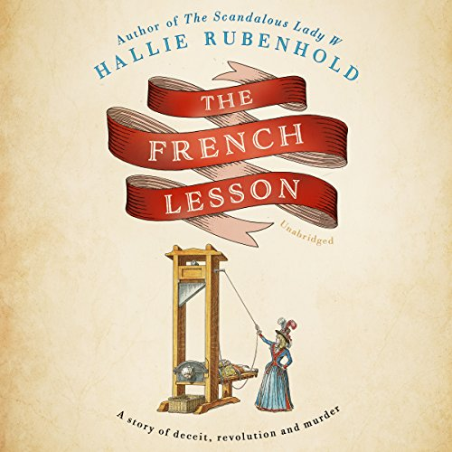The French Lesson audiobook cover art