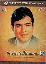 Rajesh Khanna 4 Superhit Films In One Pack (Mere Jeevan Saathi/ haathi Mere Saathi/ Swarg/ Namak Haraam)(All With English Subtitles Bu Ultra Dvd)