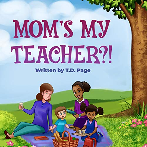 Couverture de Mom's My Teacher?!