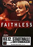 Faithless - No Roots, Offenbach 2004 »