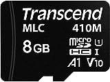 Transcend TS8GUSD410M Tarjeta MicroSD 8GB Class 10 UHS-I
