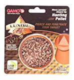 Gamo Luxor Cu Sharp Pyramid Shaped .177 Caliber Hunting Pellet, Copper