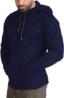 JHY Pull Combinaison de Course pour Hommes V/êtements Moto Zipper Pull Veste,Style1,S