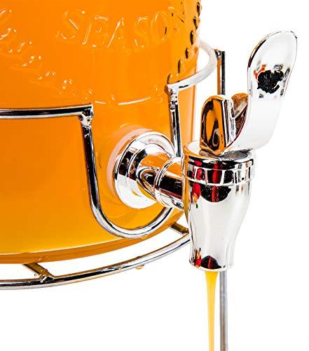 Monster24 – Dispensador de bebidas de alta calidad, 3 litros, de