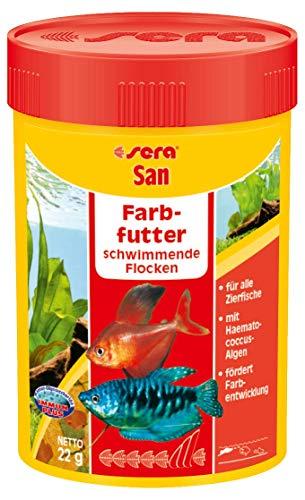 Sera San Nourriture pour Aquariophilie 22 ml