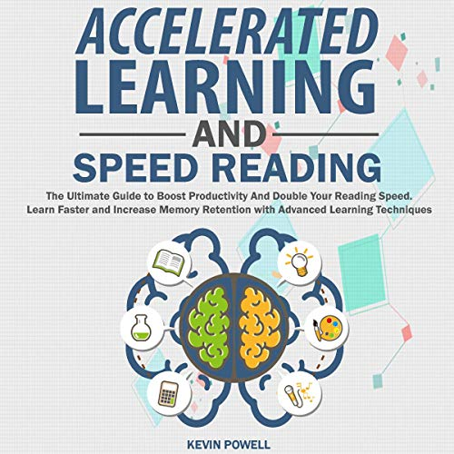 Accelerated Learning and Speed Reading cover art