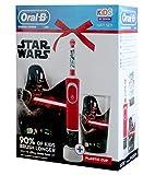 Oral-B P19 D100.413 Kids Star Wars + Cup - Cepillo Dental