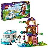 LEGO41445FriendsAmbulanciadelaClínicaVeterinariaCochedeJuguete,PlaysetconMiniMuñecasOliviayEmma