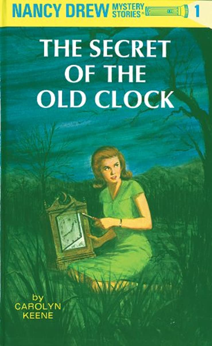 激怒責任チャレンジThe Secret of the Old Clock: 80th Anniversary Limited Edition (Nancy Drew Book 1) (English Edition)
