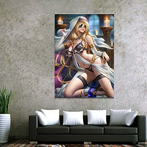 UHvEZ 1000pcs_Anime Goblin Killer_Rompecabezas de Madera Personalizados, imágenes Completas, Juguetes de Bricolaje para decoración de Adultos_50x75cm