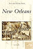 New Orleans in Vintage Postcards (Postcard History: Louisiana)