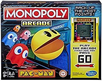 Monopoly Arcade Pac-Man Board Game